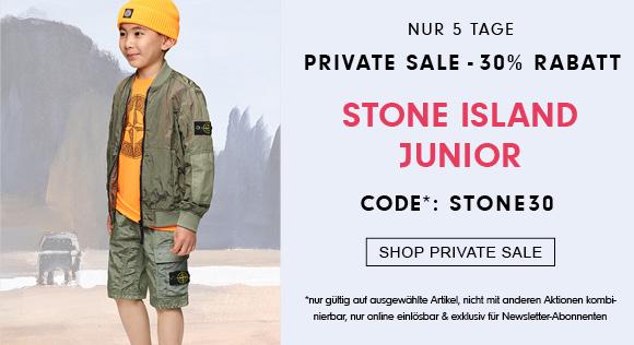 Private Sale Stone Island Junior